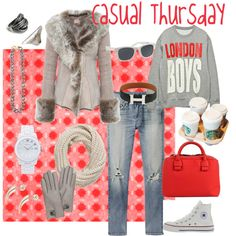 not uniform work today. just casual winter look! And coffe with friends. Work Today, Casual Winter, Winter Looks, Thursday, London, Boys, Polyvore, Fashion, Baby Boys