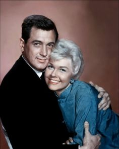 Rock Hudson and Doris Day, Send Me No Flowers.