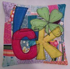 Luck pillow!