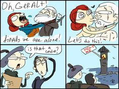 The Witcher 3, doodles 26 by Ayej on DeviantArt