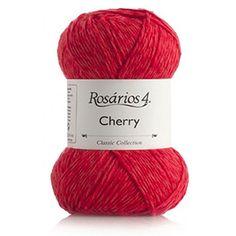 Cherry viszkóz, pamut fonal