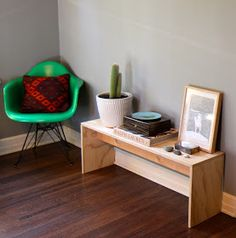 Tomboy Style: PROJECT | The Ten Dollar Bench