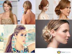 Os Penteados Das Famosas  www.maria-florzinha.blogspot.com.br  http://www.facebook.com/mariaflorzinha.confeccoes