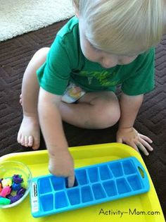 Learning with Your 18 Month Old | The Activity Mom