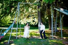 Read all about Brittani & Scott's feel-good wedding on Poptastic Bride (photos by Stephanie Haller)
