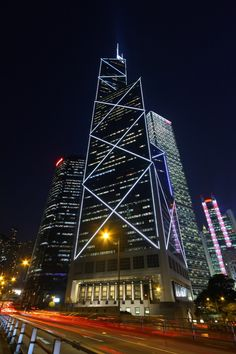 Bank of China Tower / I.M. Pei