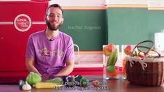 Vegetables - Teacher Augusto