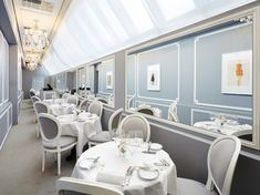 LONDON: Dior Cafe at Harrods  I'm already planning my trip