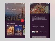 City app concept hq