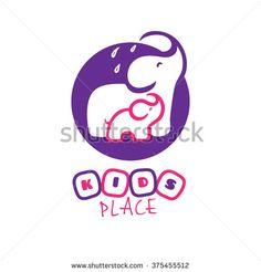 Kindergarten Logo Stock Photos, Images, & Pictures | Shutterstock