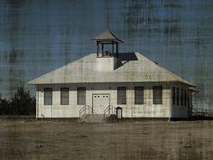 Wild Horse schoolhouse