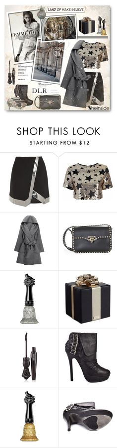 """""""SheIn & DLR"""" by tinaisapenguin ❤ liked on Polyvore featuring Thierry Mugler, Glamorous, WithChic, Valentino, Anna Sui, Kate Spade, Naughty Monkey and dlr"""