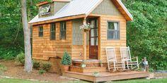 Tiny Houses for Seniors — Building a Tiny Home