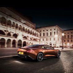 2013 Aston Martin Vanquish. heart stopping.