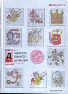 Gallery.ru / Фото #42 - Cross Stitch Crazy 146 январь 2011 + приложение Snow globe c - tymannost