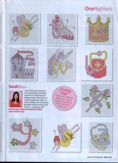 Gallery.ru / Foto # 39 - Cross Stitch Crazy 146 gennaio 2011 + app Snow globe c - tymannost