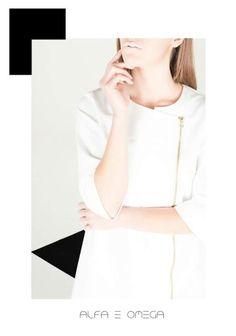 Alfa & Omega. Preview  Model: Valentina Olero / Mua: Valeria Malpeso / Stylist: Imma D'amico / Concept and post-production: Natascia Iuliano