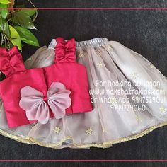 Girls Frock Design, Kids Frocks Design, Baby Frocks Designs, Baby Dress Design, Kids Gown Design, Kids Lehanga Design, Frocks For Girls, Dresses Kids Girl, Kids Outfits Girls