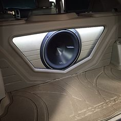 Audio Car Systems Shop C.A. trim avenger led lights