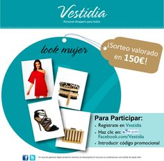 Únete a Vestidia y consigue este fantástico premio: https://www.facebook.com/Vestidia/app_348001535291374