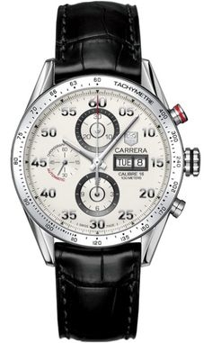 The Tag Heuer Carrera