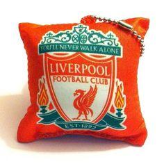 Liverpool Cushion Pillow Keychain