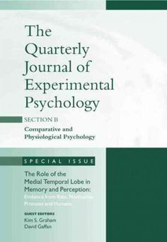 The Role of Medial Temporal Lobe in Memory and Perception: Evidence from Rats, Nonhuman Primates and Humans: a Sp...