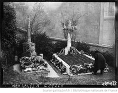 Monet's grave...Giverny