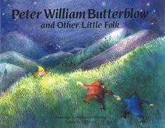 Peter William Butterblow: And Other Little Folk: C. J. Moore, Bettina Stietencron: 9780863151255: Amazon.com: Books