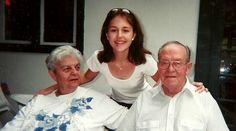 Steph with Grandma and Grandma