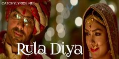 RULA DIYA LYRICS: this beautiful song from the movie Batla House this song is sung by Ankit Tiwari, Dhvani Bhanushali and Music composed by [Read More. New Lyrics, Beautiful Songs, Singing, Houses, Music, Movie Posters, Homes, Musica, Musik