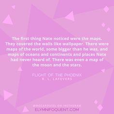 Flight of the Phoenix by R. L. LaFevers | #MGCarousel #IReadMG #kidlit #mglit #amreading #bookblogger #bookquote #quoteoftheday