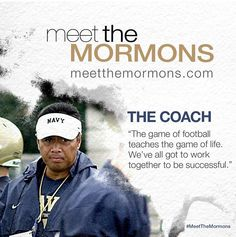 Do you want exclusive news about Meet the Mormons? Sign up at the link below to receive updates!  http://meetthemormons.com/sign-up?cid=613517  #sharegoodness #mormon #lds #meetthemormons #teamwork