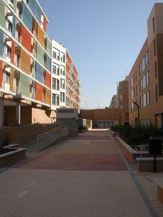 114 viviendas VPO. Ruiz Albusac Arquitectos. Torrejón de Ardoz (Madrid).