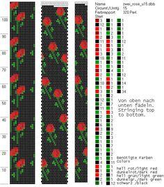 Easy bead pattern (crochet)