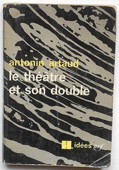 Antonin Artaud : Le théâtre et son double by alexisorloff, via Flickr