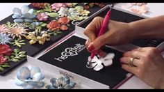 How to Craft and Shape Flowers with the Deluxe Flower Shaping Kit
