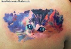 Tatuaje hecho por Fabian Henao, de Armenia (Colombia). Si quieres ponerte en…