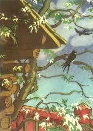 Martta Wendelin, Finnish artist Art Types, 23 November, Bird Tree, Story Time, Impressionist, Finland, Painting & Drawing, Martini, Fairy Tales