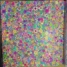 After 5 days, this beauty is complete!! 💘💘 #colortherapy #lostoceancoloringbook #lostocean #johannabasfordlostocean #johannabasford #adultswhocolor #coloringaddict #myCreativeEscape #mystaedtler #stabilo