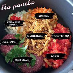 Macarrão à bolonhesa. | 10 receitas de uma panela só para apaixonados por macarrão