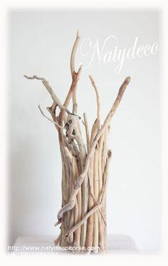 246 best décoration en bois flotté images on Pinterest | Clothes ...