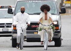 Beyonce at Solange Knowles's Wedding | Pictures | POPSUGAR Celebrity