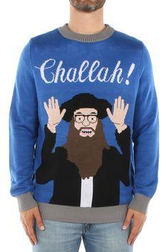 Men's Challah Sweater