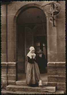 Saint Catherine Labouré, in Paris, to whom Our Lady gave instructions for the Miraculous Medal.
