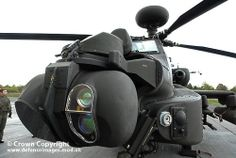 Army Air Corps Apache Attack Helicopter