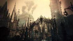 The City of Yharnam. (Bloodborne)