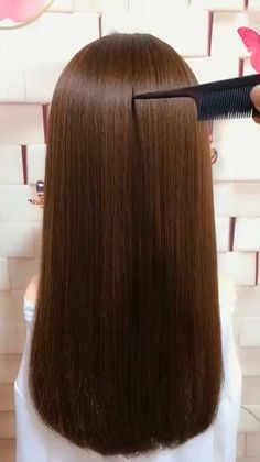 Classic Hairstyles, Easy Hairstyles For Long Hair, Cute Hairstyles, Braided Hairstyles, Hairstyles Videos, Wedding Hairstyles, Simple Hairstyle Video, U Cut Hairstyle, Quinceanera Hairstyles