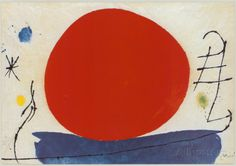 The Red Sun Prints by Joan Miró at AllPosters.com