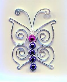 Nice tutorial, I think I might even be able to handle doing this piece :)  Thanks to www.wireworkersguild.blogspot.com